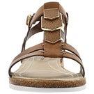 Lds Bretta Jade tan gladiator sandal