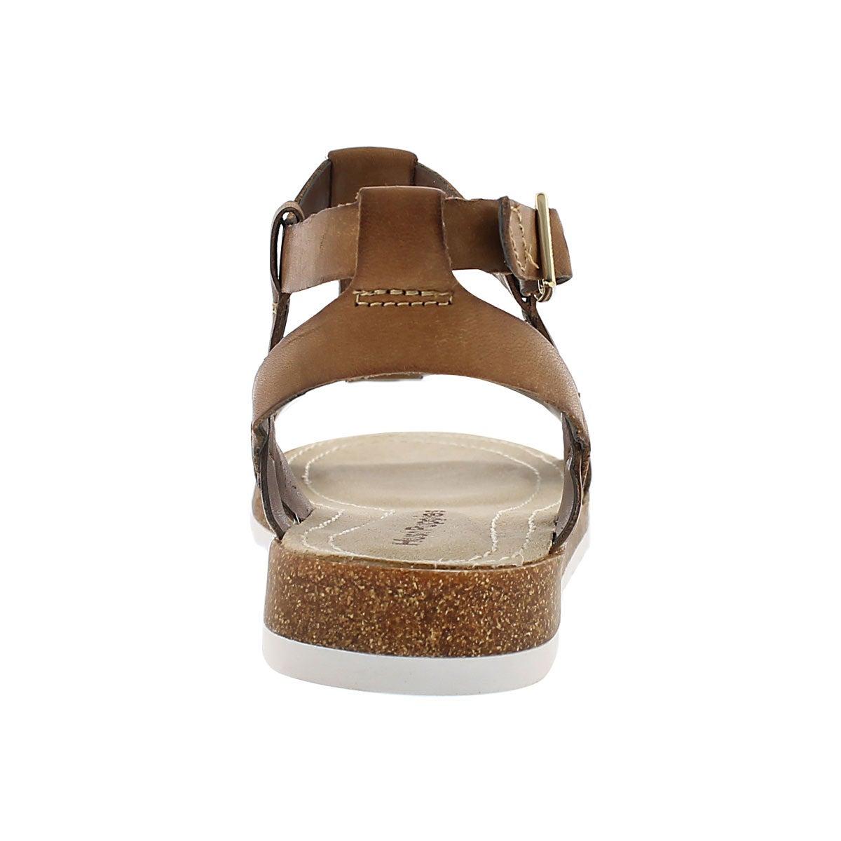 Sandale gladiateur Bretta Jade, hav, fem