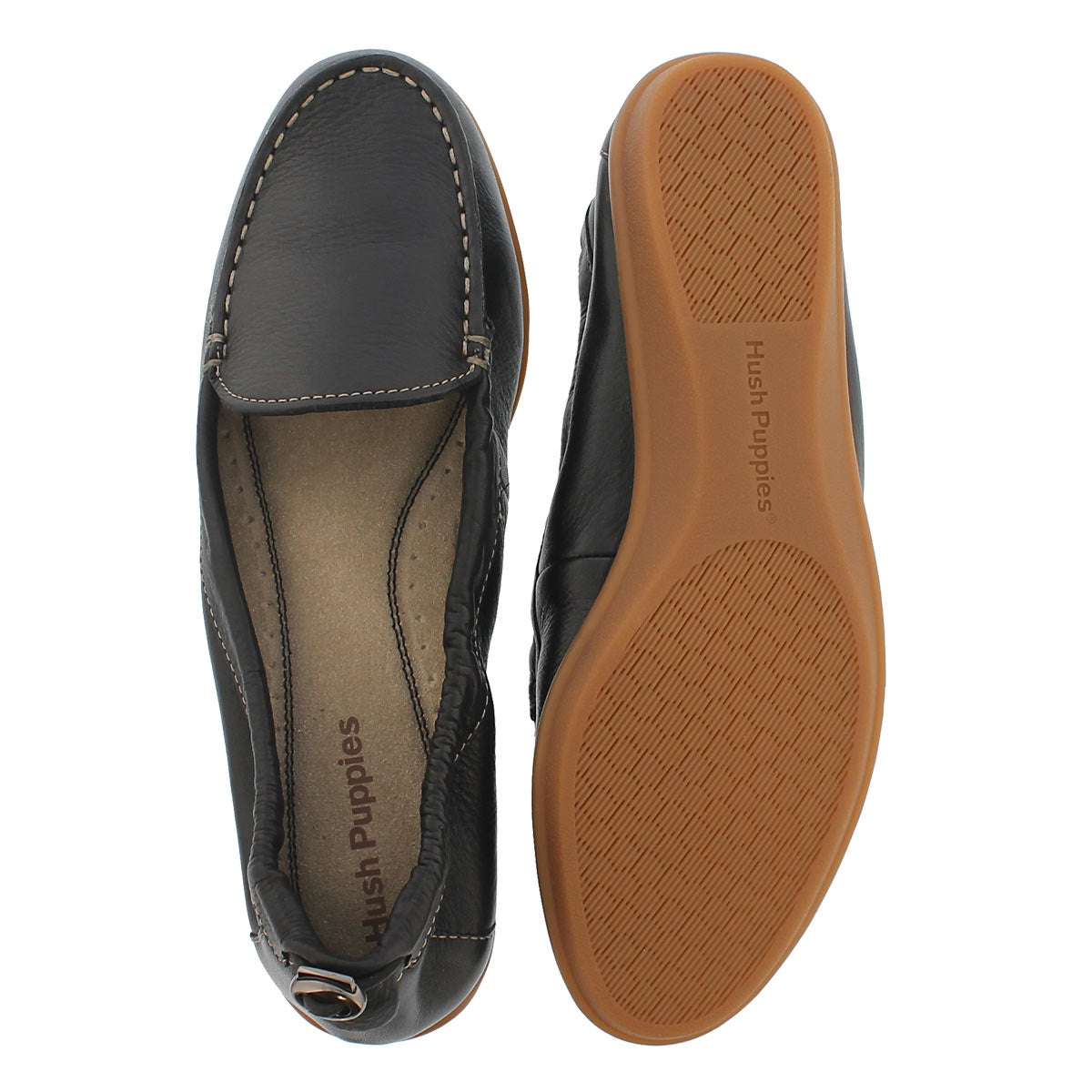 Lds Endless Wink black casual slip on