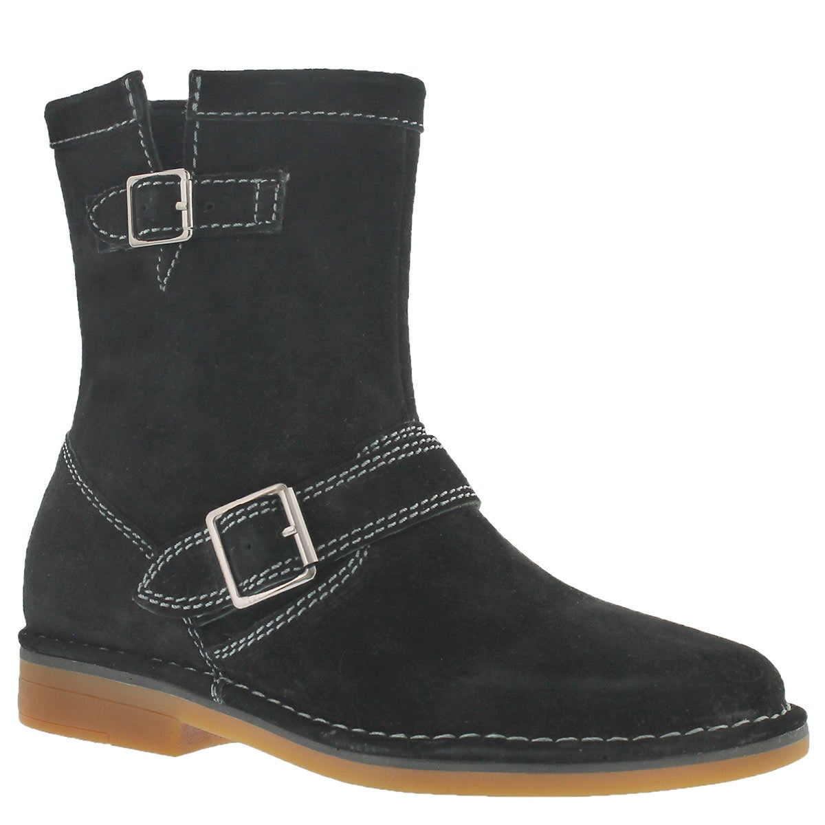 Lds Aydin Catelyn black ankle boot