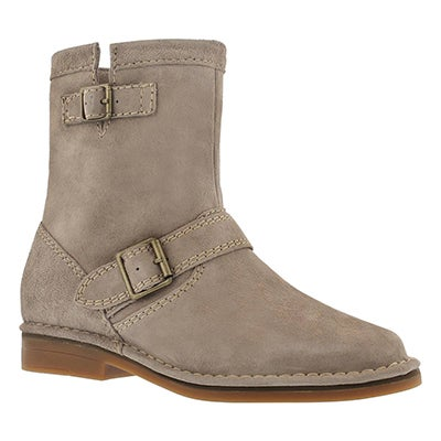 Lds Aydin Catelyn taupe ankle boot