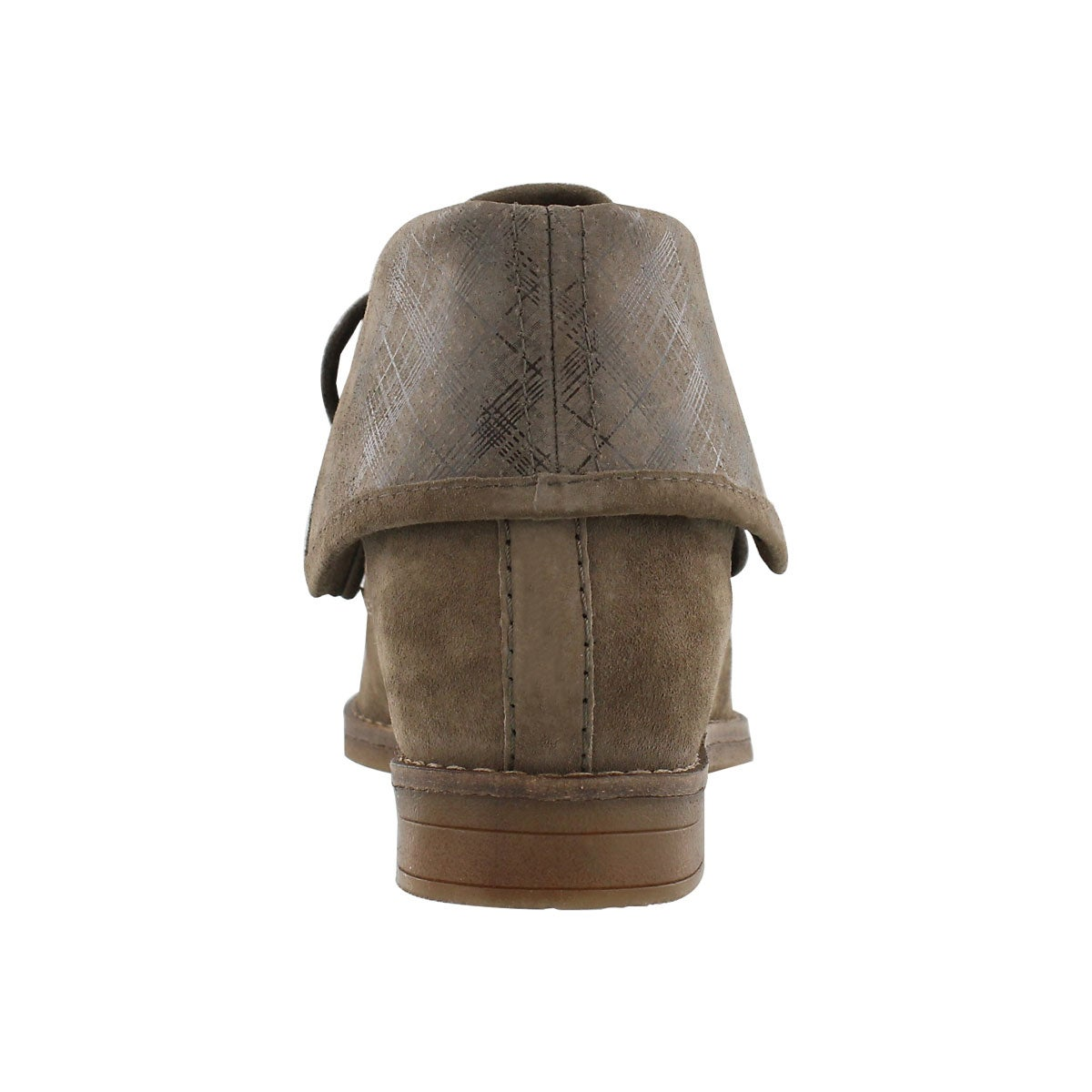 Lds Milos Cayto gun foldover cuff bootie