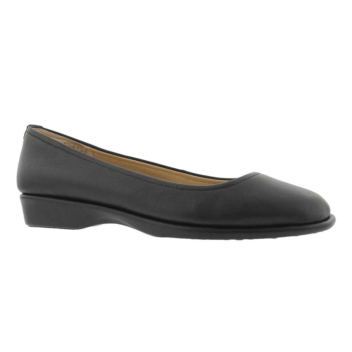 Lds Tabee Paradise black casual flat