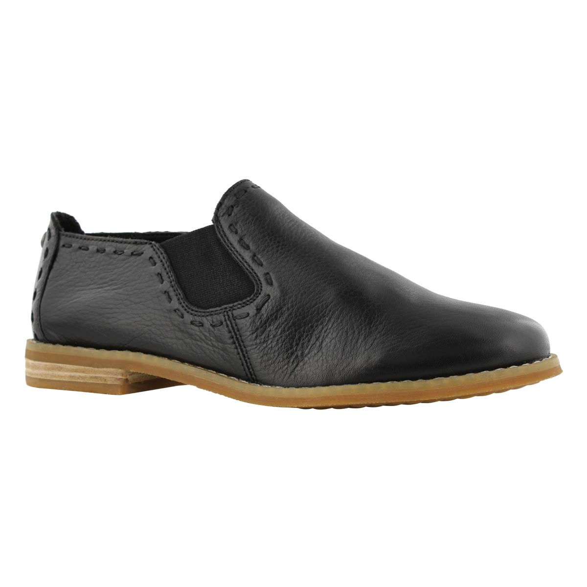 Lds Chardon black casual slip on