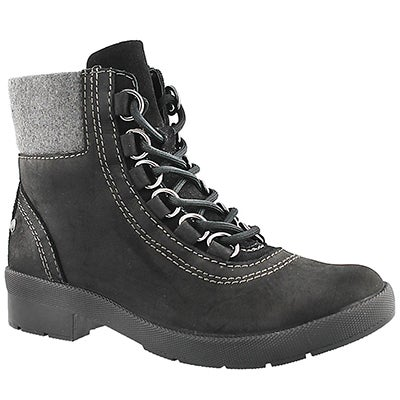 Lds Dorris Fairley blk wtpf winter boot