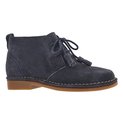 Lds Cyra Catelyn navy chukka boot