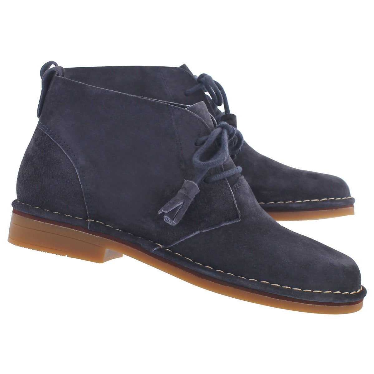 Lds Cyra Catelyn navy chukka boot