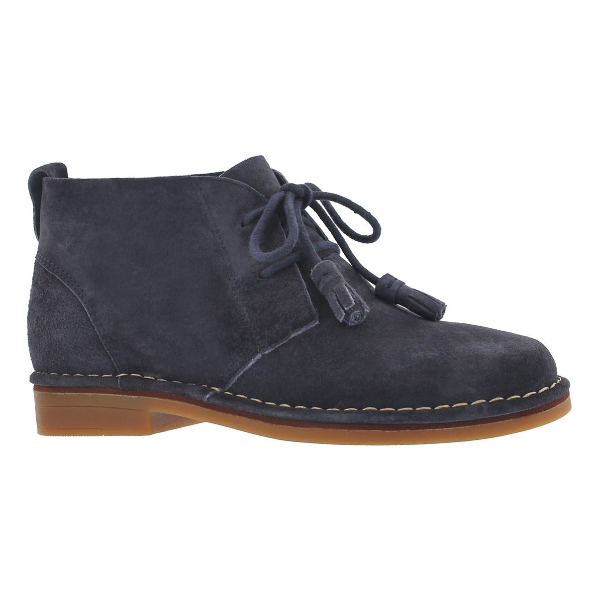 aea590a5110 Women's CYRA CATELYN navy chukka boots