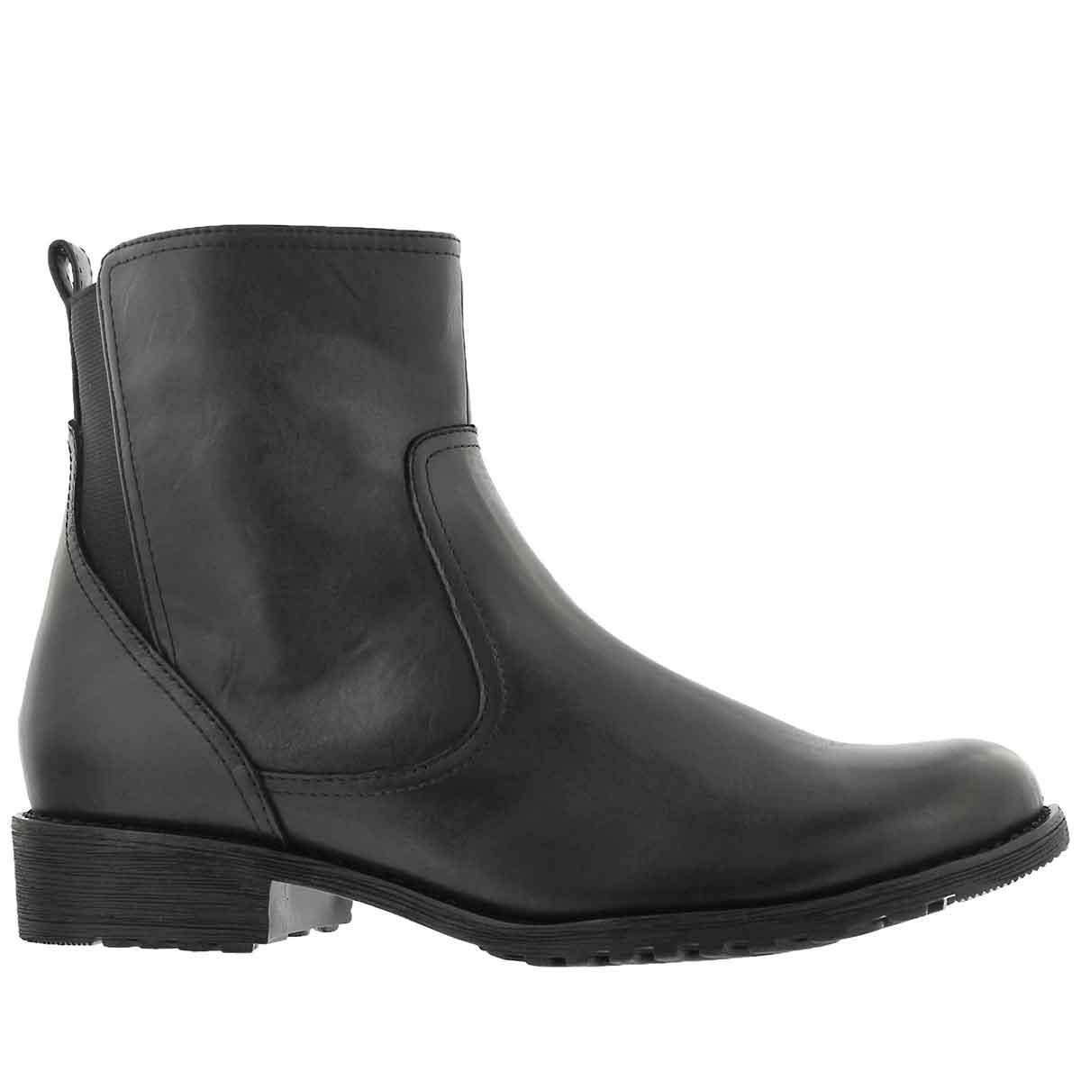 Women's MADDIE MADISON IIV blk waterproof boots