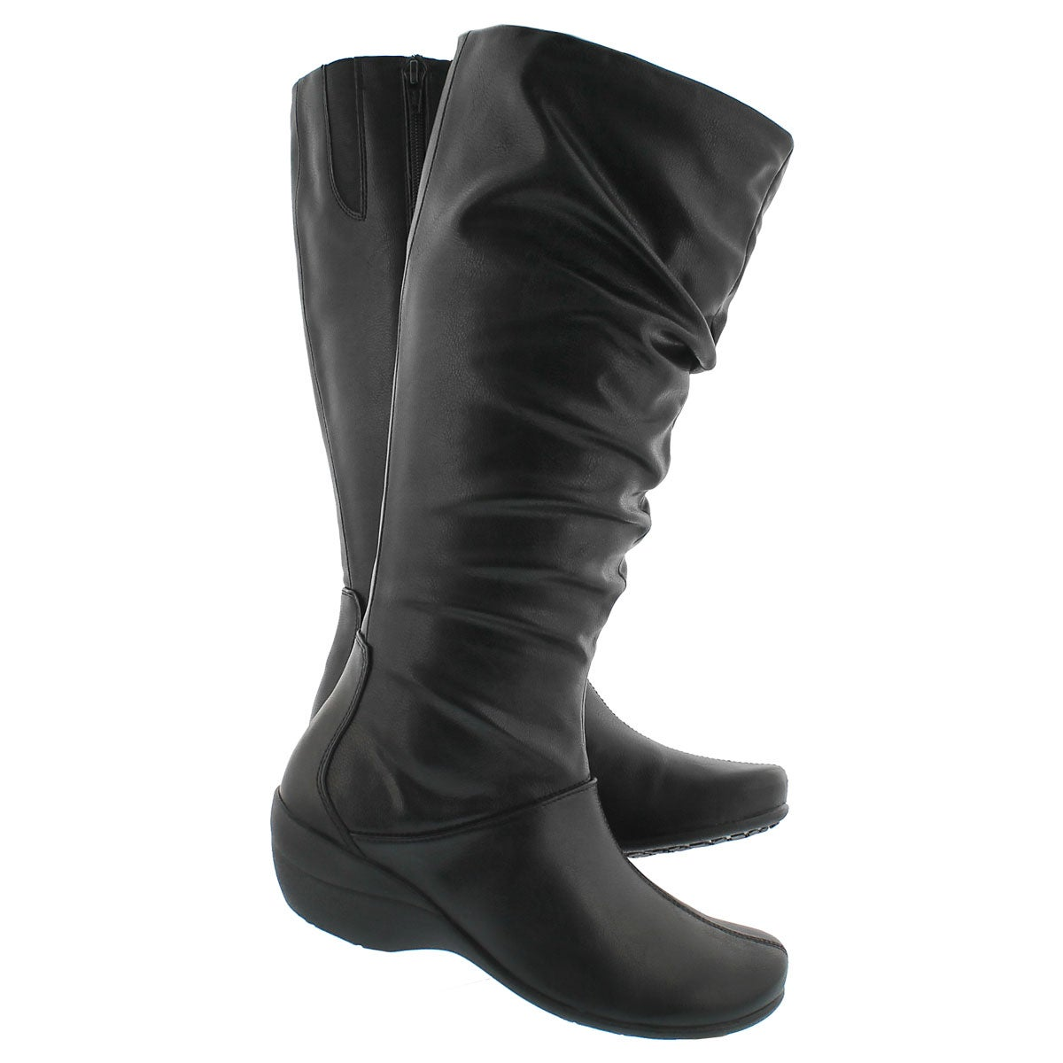 Lds Iva Kana IIV blk tall boot