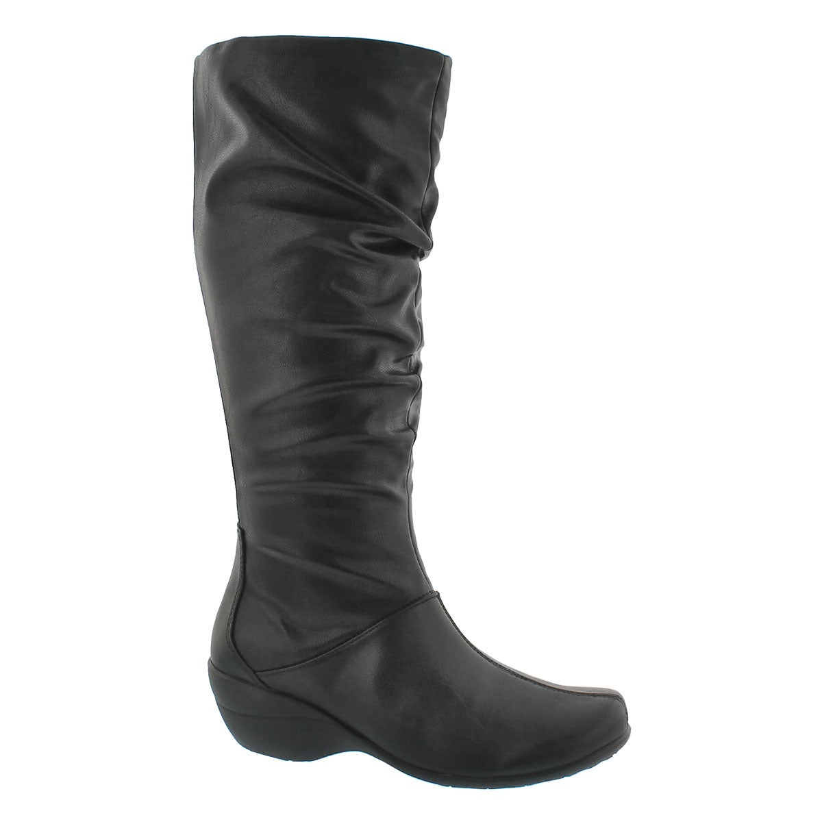 Women's IVA KANA IIV black tall boots