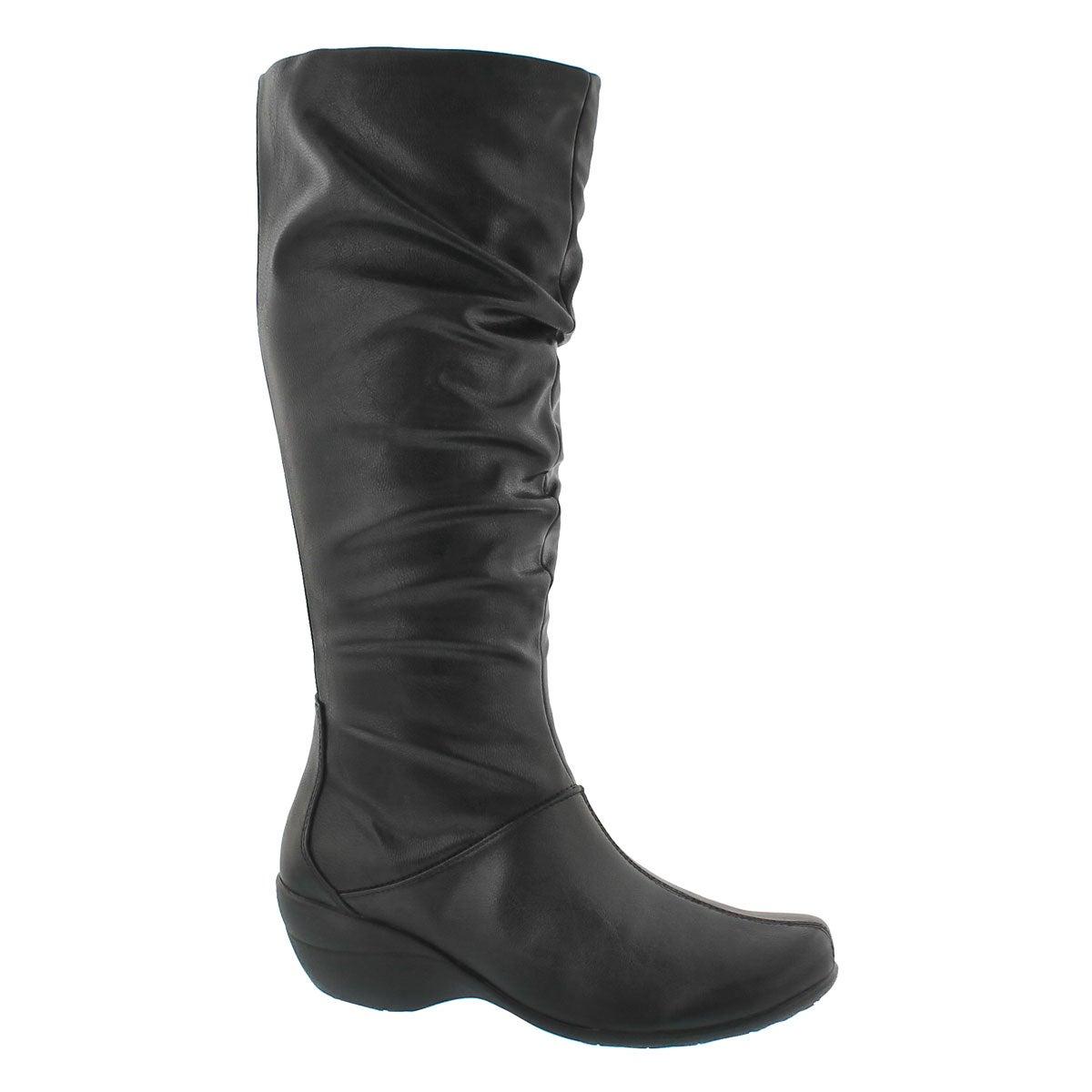 Lds Iva Kana IIV blk tall boot