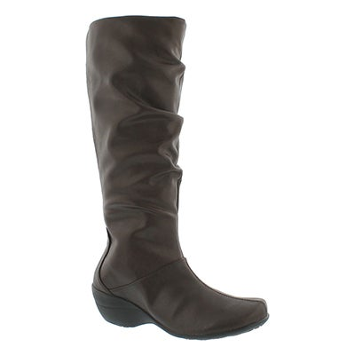 Lds Iva Kana IIV brn tall boot