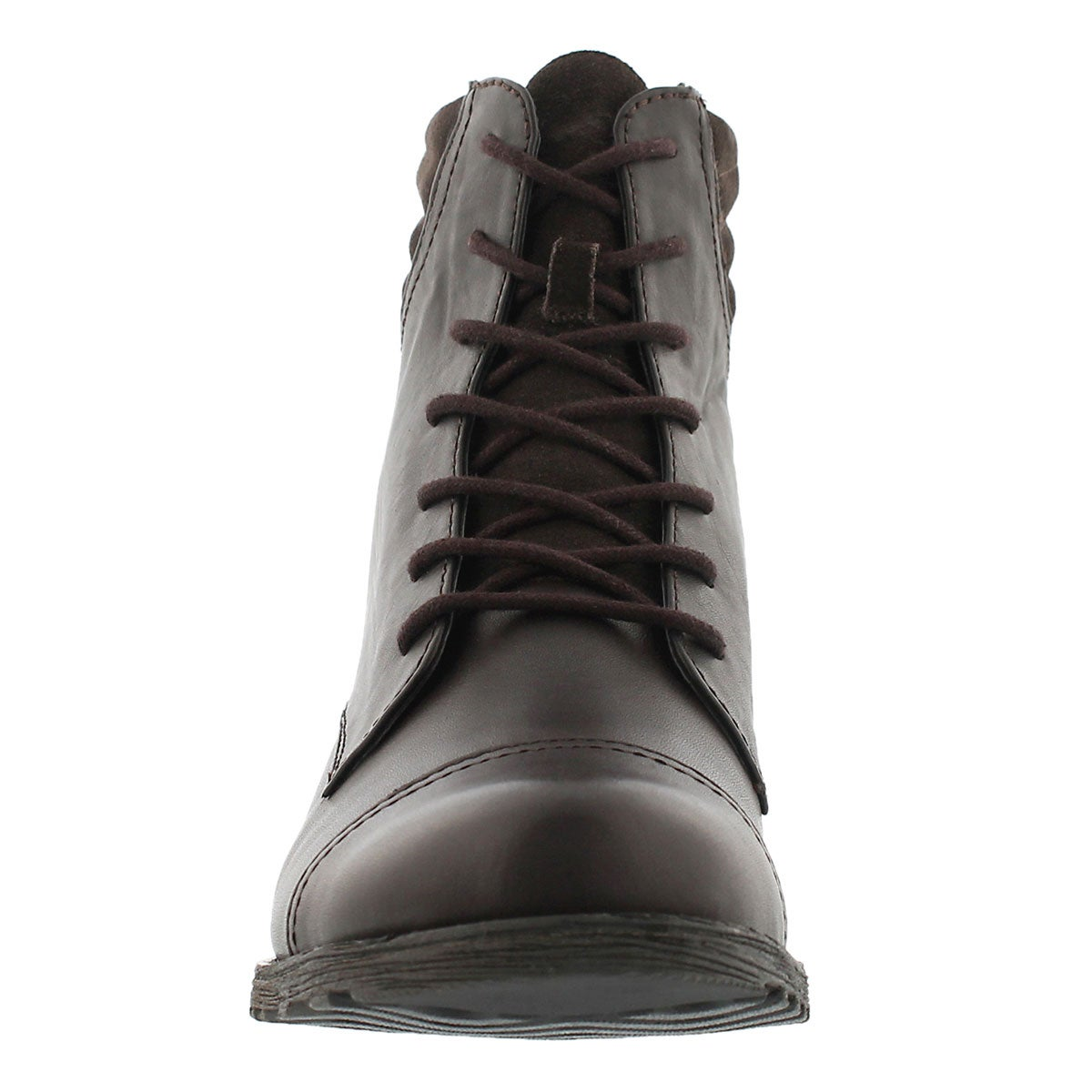 Lds Sunny Madison brown wtpf ankle boot