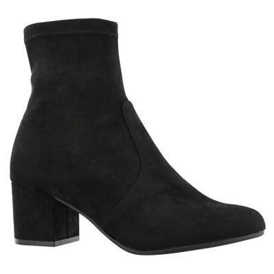 Lds Irven black dress boot