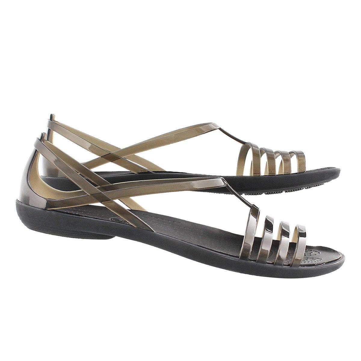 Lds Isabella black sandal