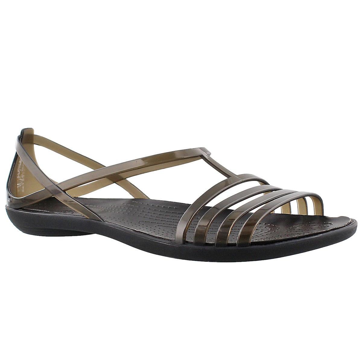Women's ISABELLA black sandals