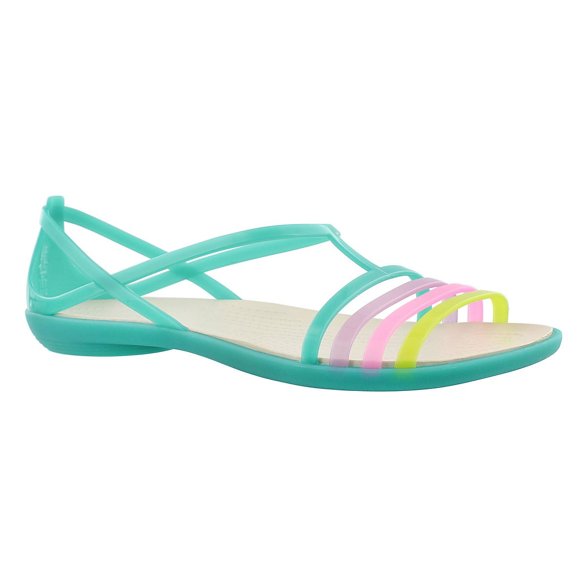 Women's ISABELLA green sandals