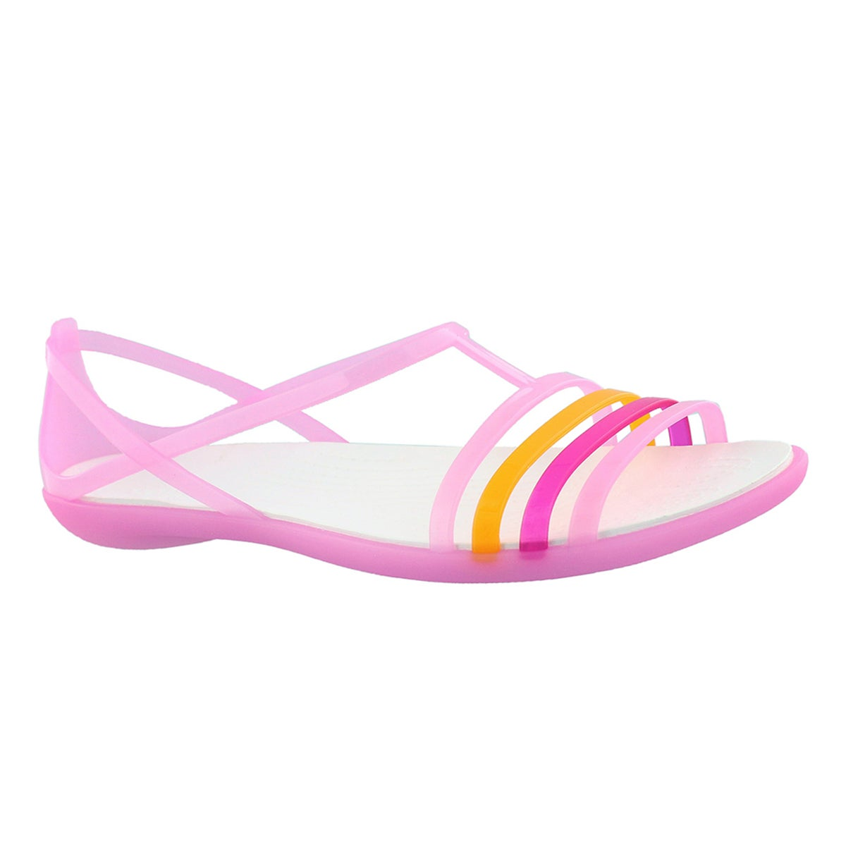Women's ISABELLA carnation/white sandals