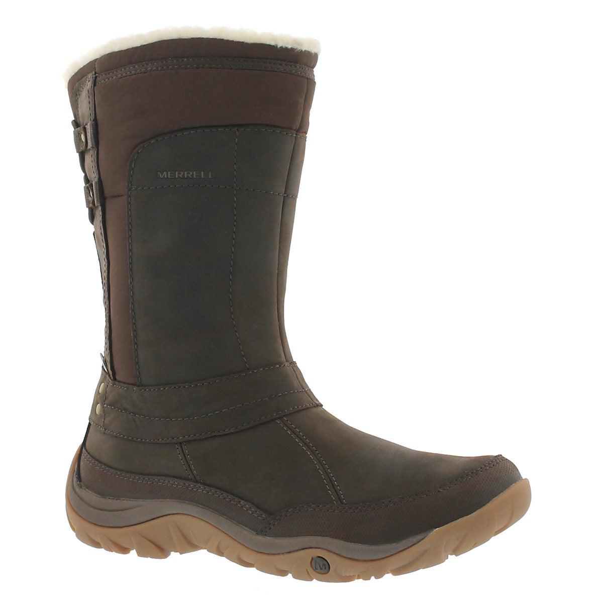 Lds Murren Mid wtpf bracken snow boot