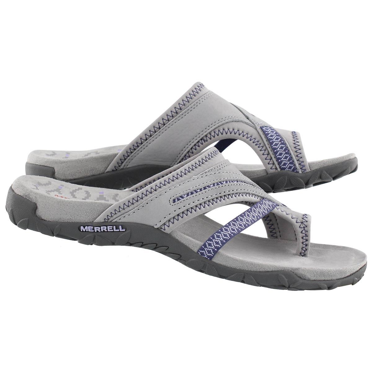 Lds Terran Post II sleet toe wrap sandal