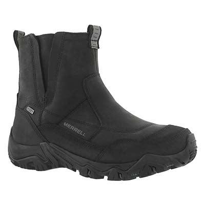 Merrell Men's POLARAND ROVE PULL black wtrpf boots