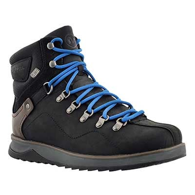 Merrell Men's EPICTION POLAR black waterproof winter boots