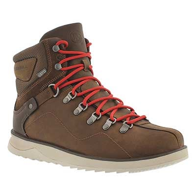 Merrell Men's EPICTION POLAR brown waterproof boots