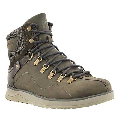 Merrell Men's EPICTION POLAR grey waterproof winter boots