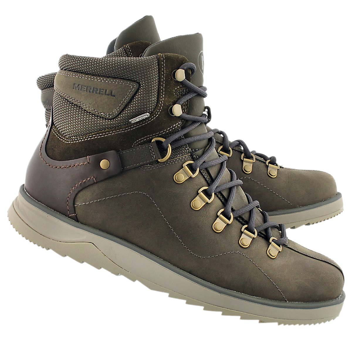 Mns Epiction Mid boulder wtpf boot