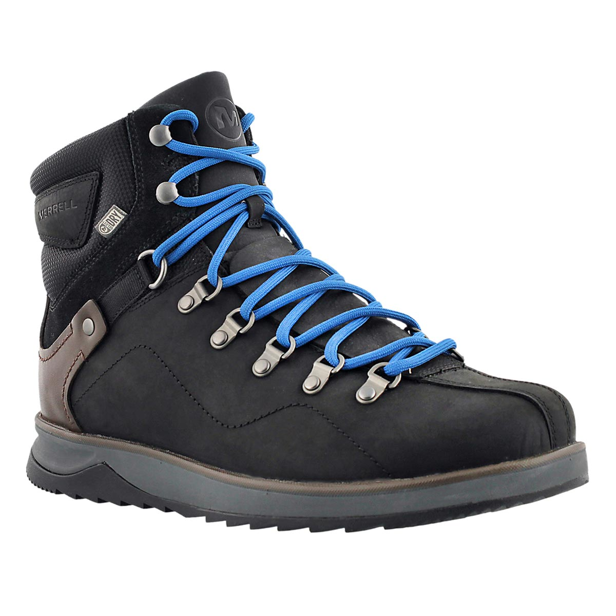 Mns Epiction Mid blk wtpf boot