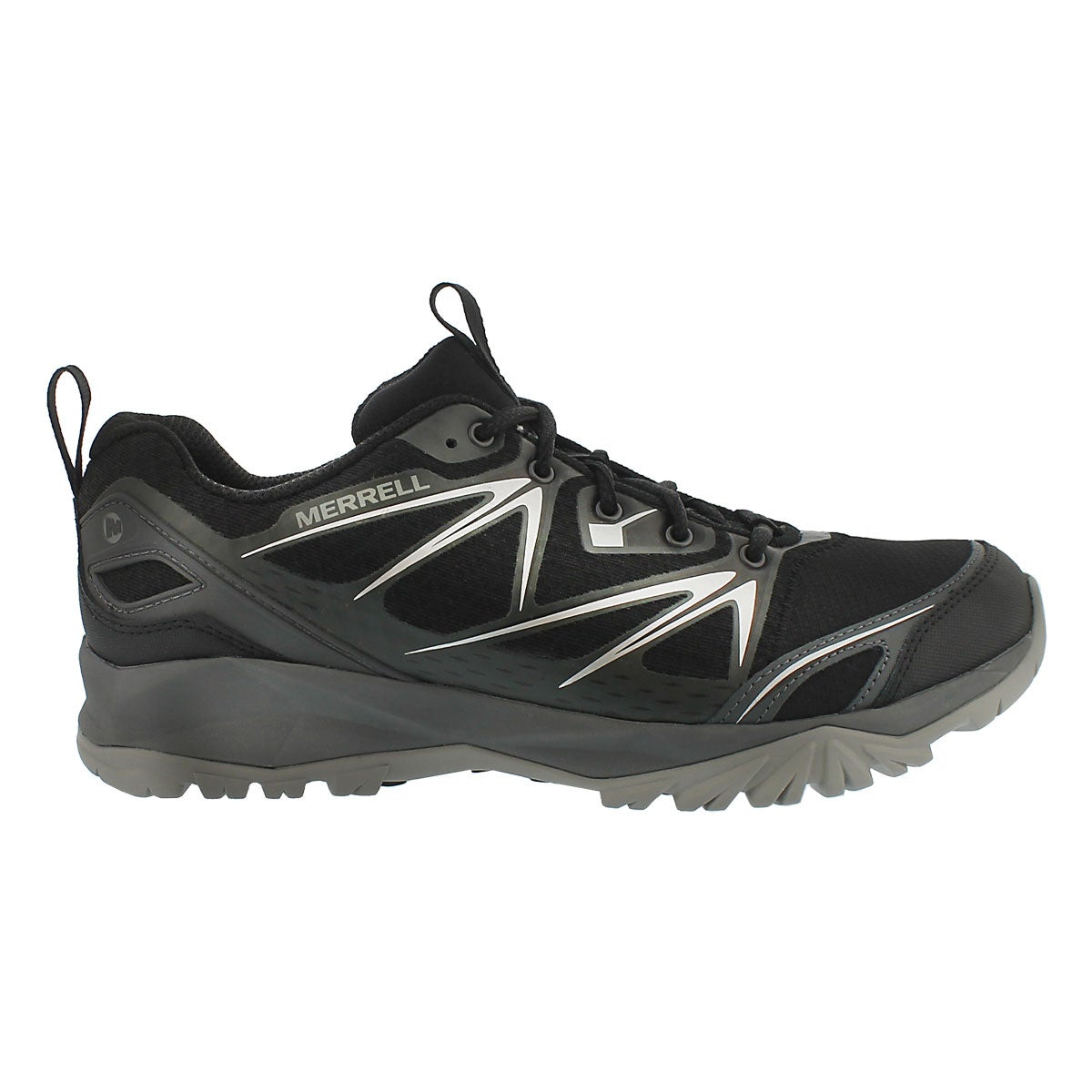 Mns Capra Bolt black hiking shoe