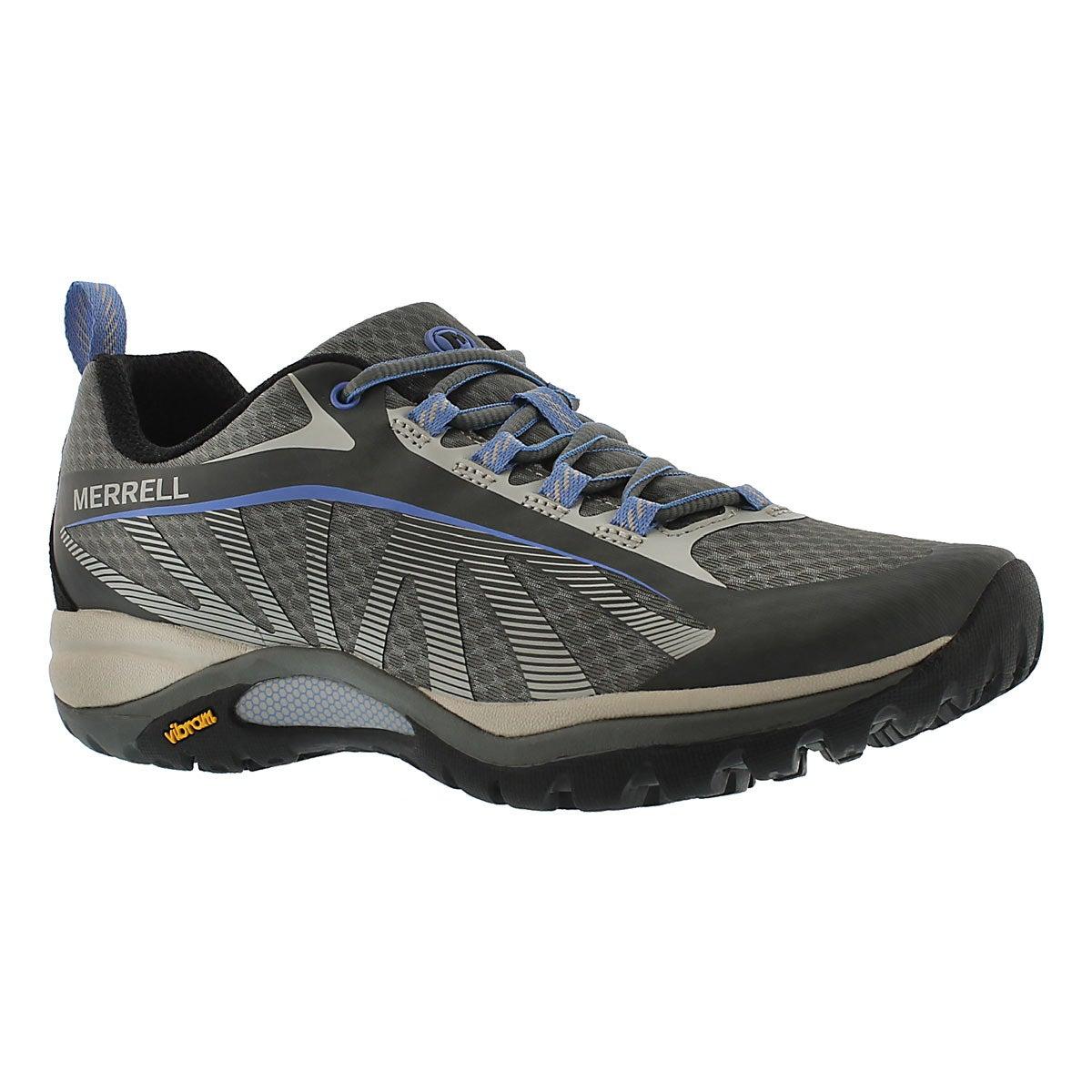 Lds Siren Edge grey hiking shoe