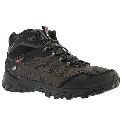 Merrell Men's MOAB FST ICE black hiking shoes