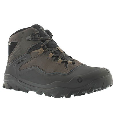 Merrell Men's OVERLOOK 6 ICE ash hiking boots