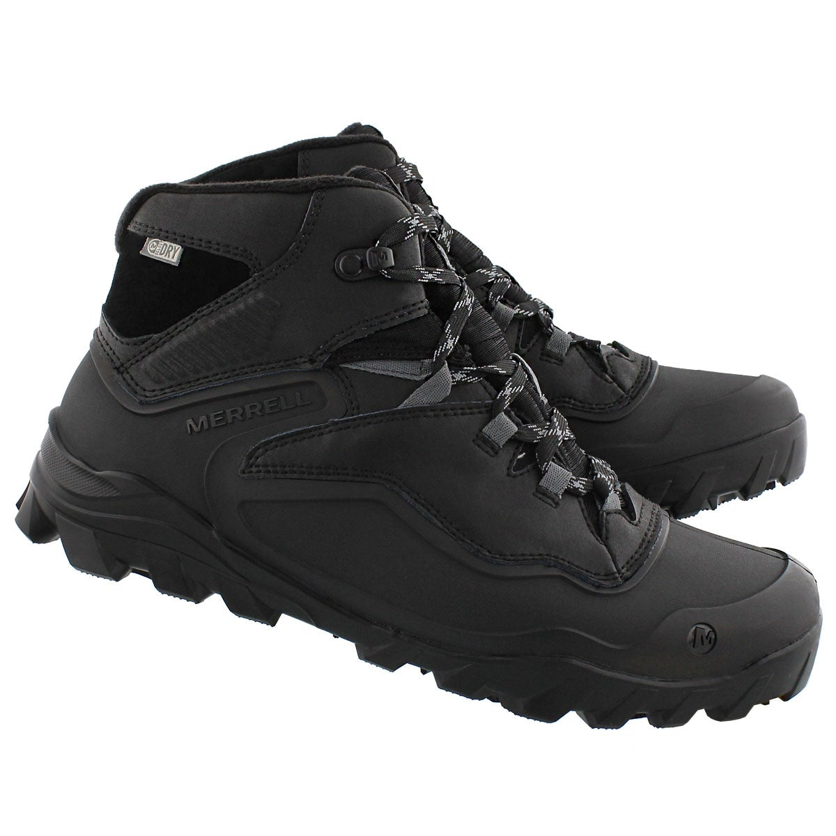 Mns Overlook 6 Ice black hiking boot