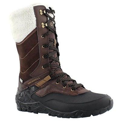 Merrell Women's AURORA TALL ICE espresso wtpf hiking boots