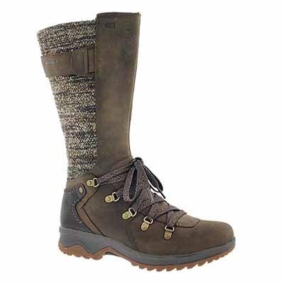 Lds Eventyr Peak brn wtrpf casual boot