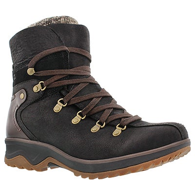 Merrell Women's EVENTYR RIDGE blk waterproof winter boots
