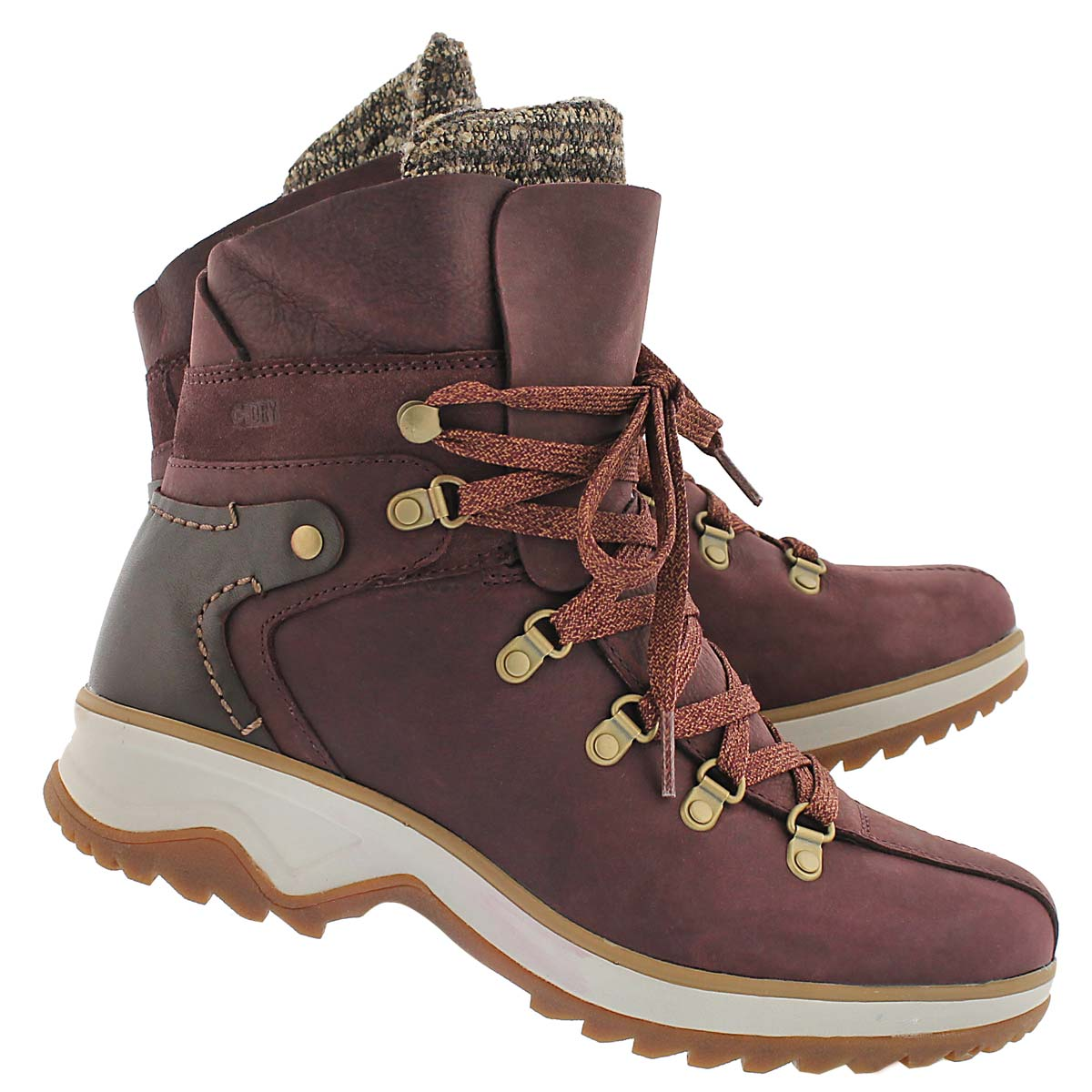 Lds Eventyr Ridge wine wtrpf winter boot