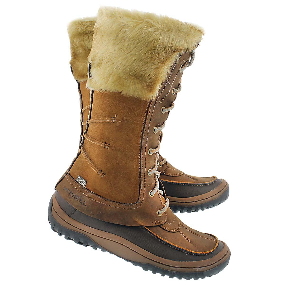 Waterproof Tall Winter Boots Women | Santa Barbara Institute for