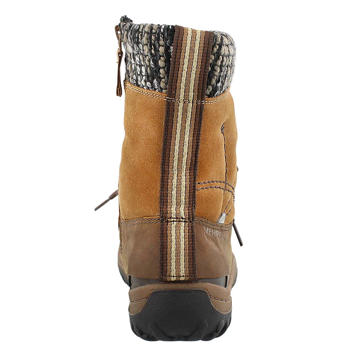 Lds Bolero brn sugar wtrpf winter boot