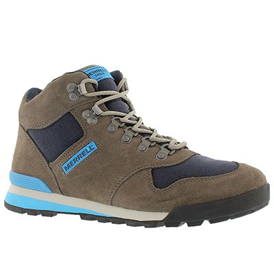 Merrell Men's EAGLE walnut hiking ankle boots