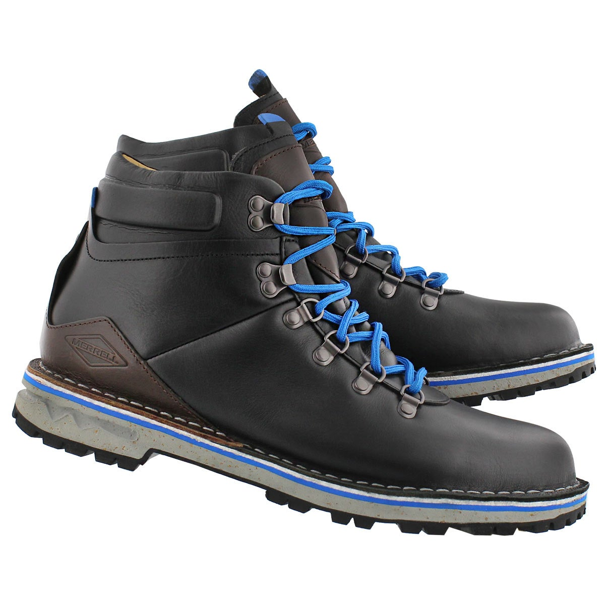 Mns Sugarbush blk wtpf hiking ankle boot
