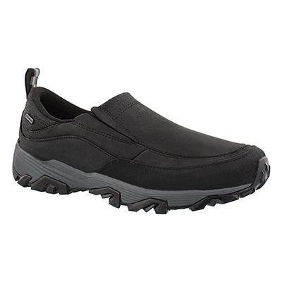 Merrell Mocassins imperméables COLDPACK ICE, noir, hommes