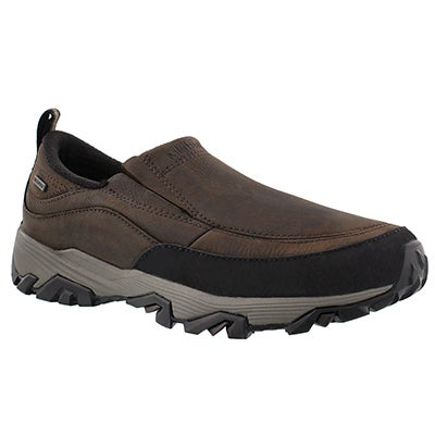 Merrell Mocassins imperméables COLDPACK ICE, brun, hommes