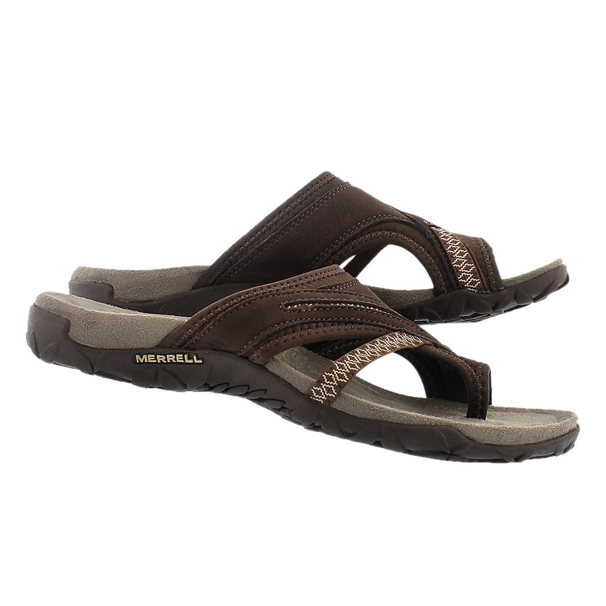 Lds Terran Post II earth toe wrap sandal