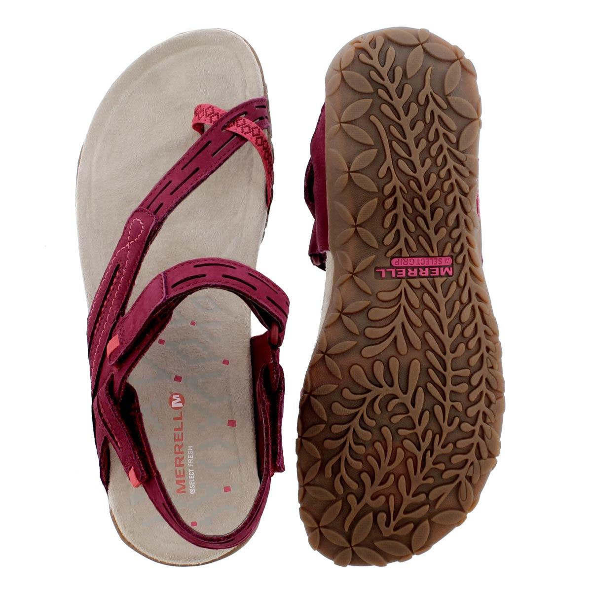 Sandale Terran Convertible II, fuch, fem