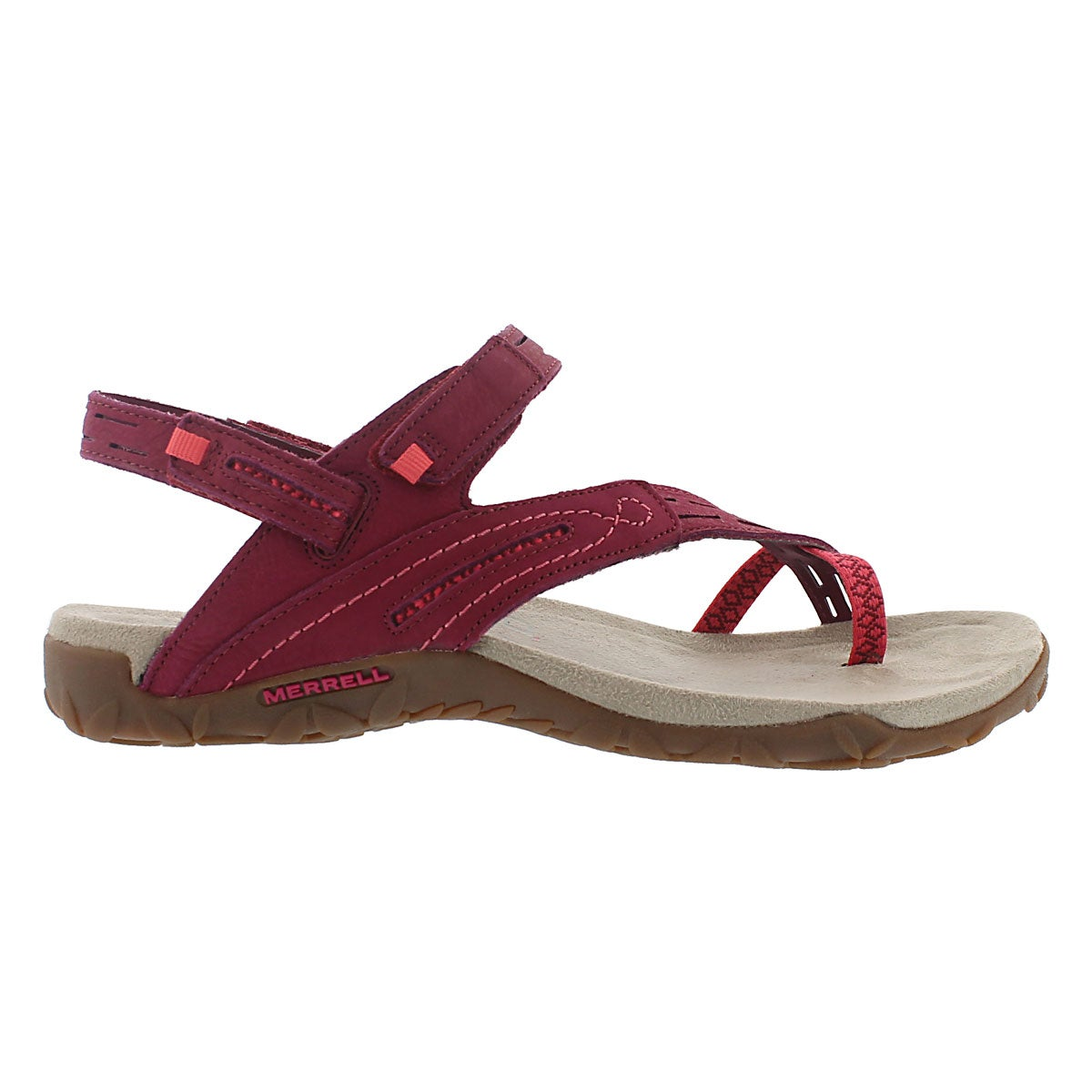 Brilliant Merrell Women39s Siren Ginger Brindle ClosedToe Sandal J85144 6 UK