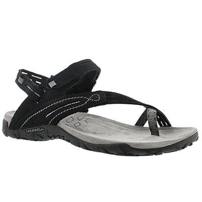 Sandale Terran Convertible II, noir, fem